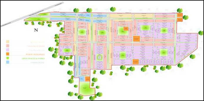 Citi Maps | CITI HOUSING Citi Map on